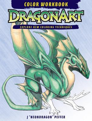 Dragonart Color Studio By Peffer, J. Neondragon